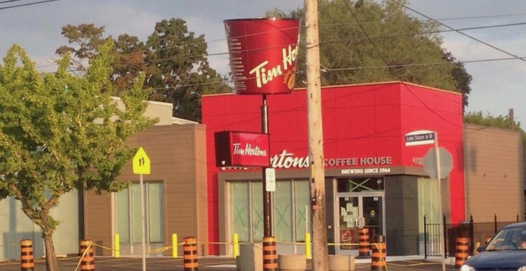 This Tim Hortons took over a KFC and the result is hilarious (PHOTO)