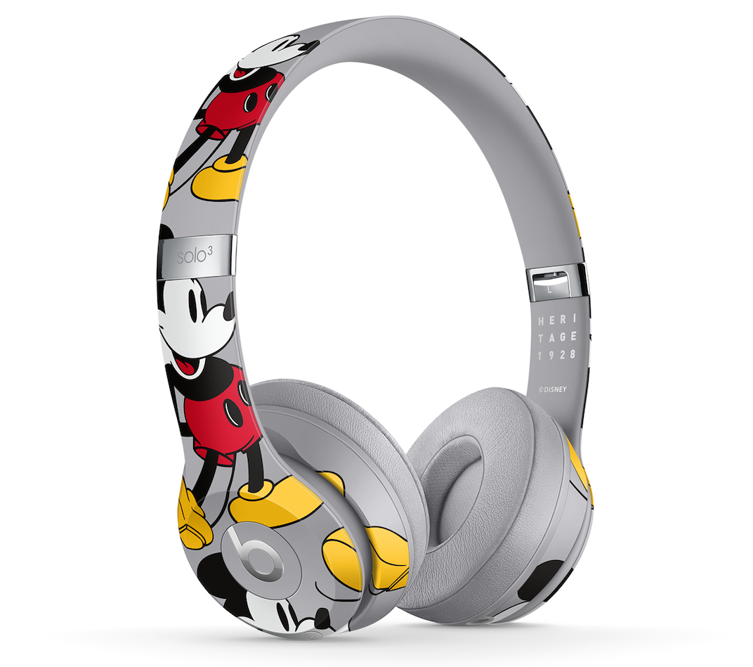Beats by Dr. Dre Mickey Mouse headphones