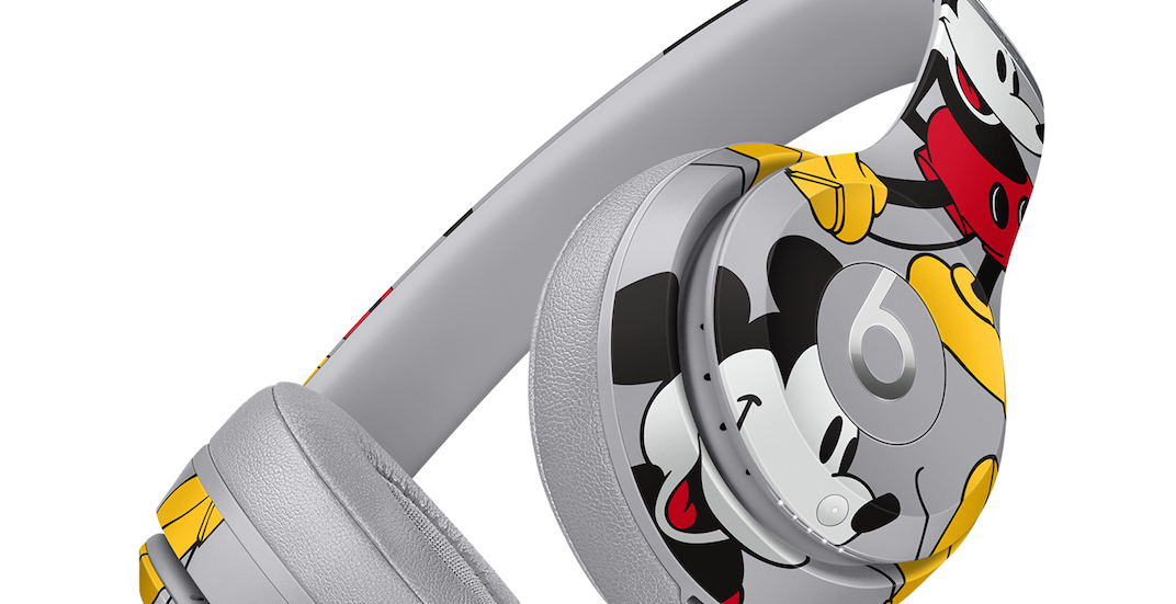Aw, gee: Beats celebrating Mickey Mouse's birthday with new headphones