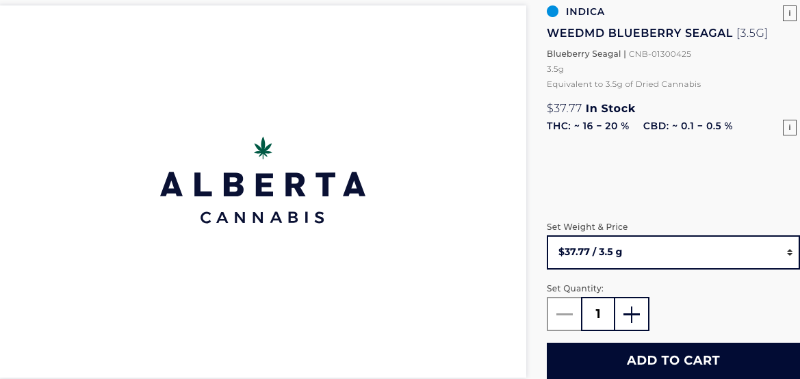 cannabis costs
