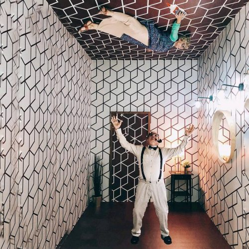 Toronto S Museum Of Illusions Has Confirmed Its Opening