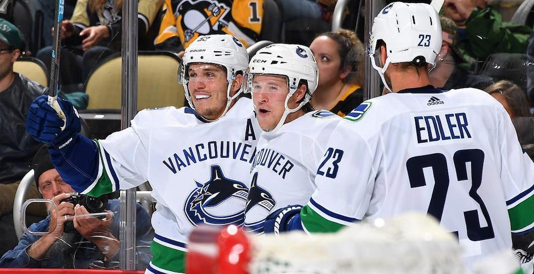 6 pleasant surprises with the Vancouver Canucks this season