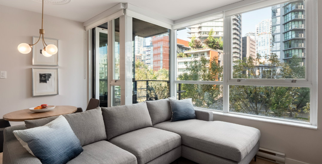 A look inside: Live steps away from the Seawall in this $818,000 condo (PHOTOS)
