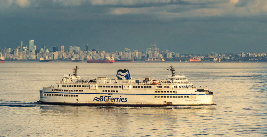 BC Ferries has 'no specific policy' regarding customers and cannabis