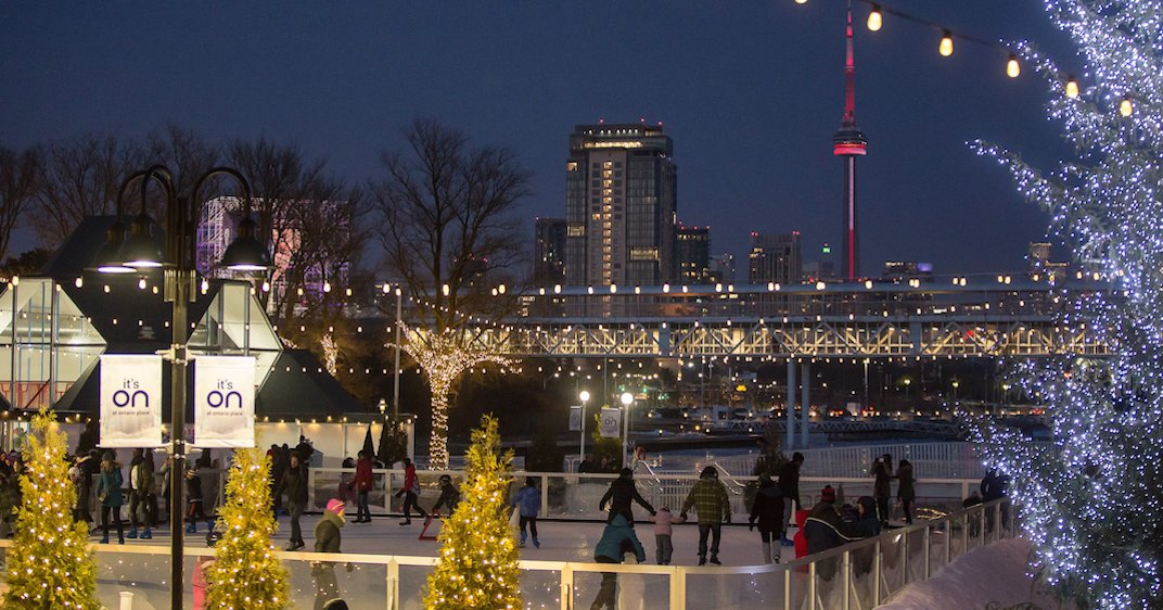 ontario place winter festival 2018