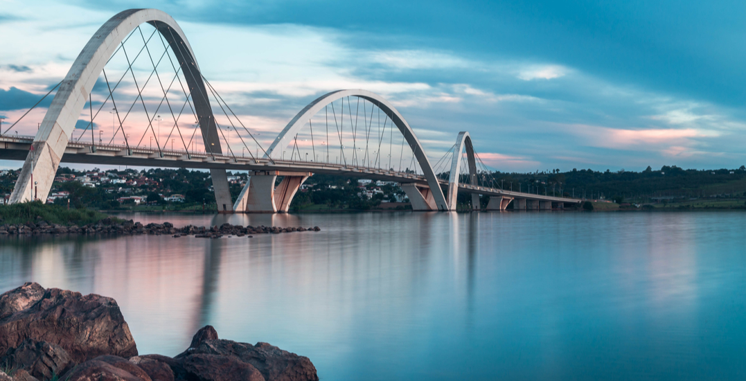 Fly from Calgary to Brasilia, Brazil for just $763 this winter