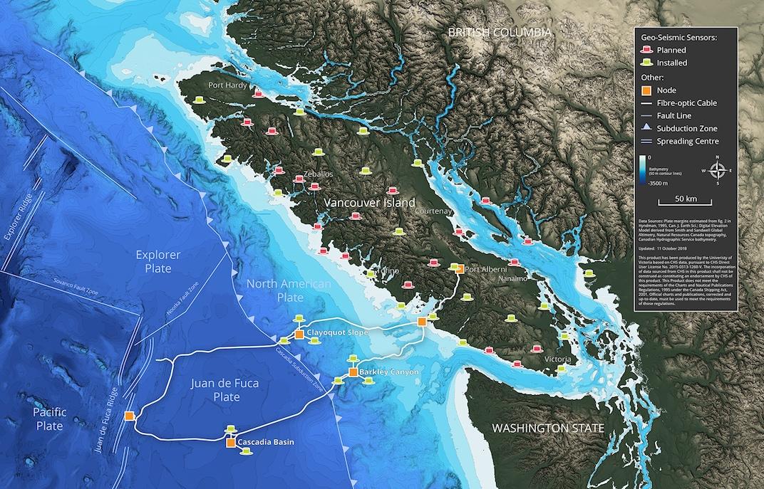 Ocean Networks Canada