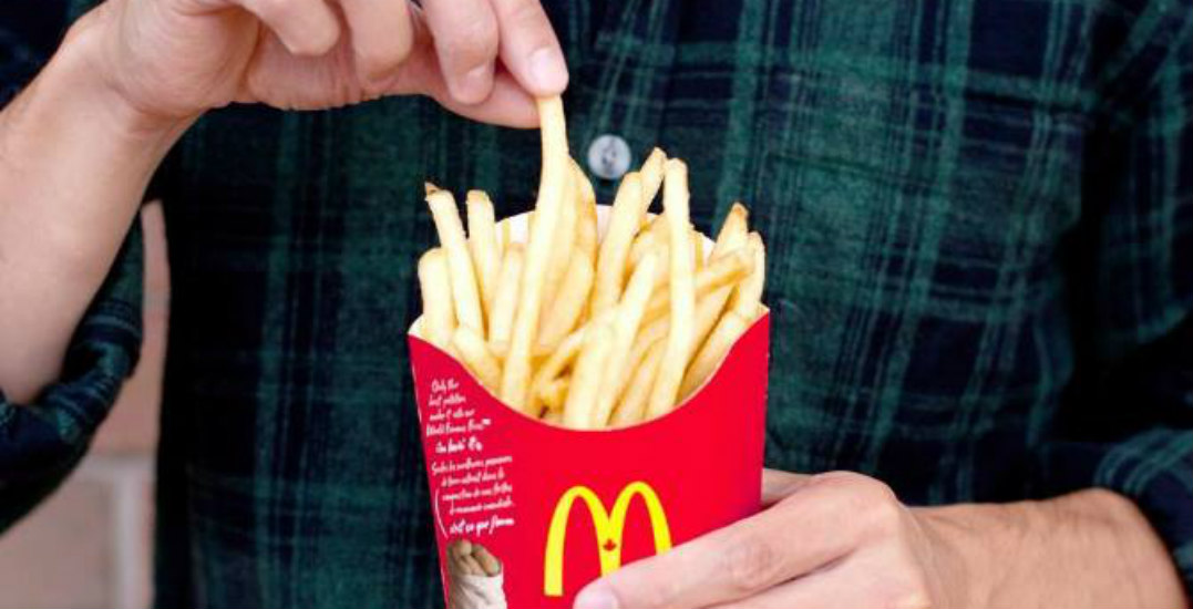 Get FREE McDonald's fries when the Raptors score big this season