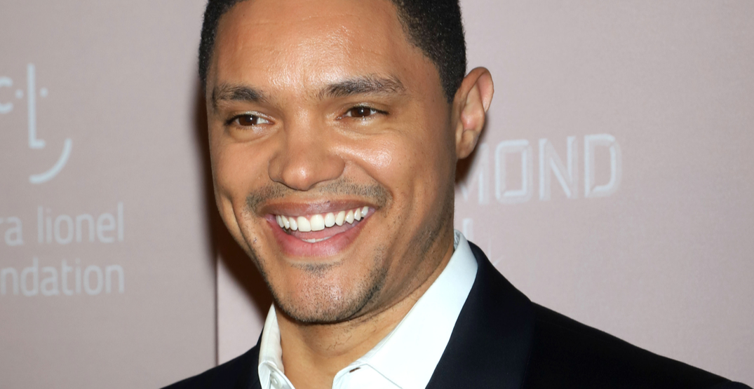 The Daily Show's Trevor Noah books second Vancouver show for summer