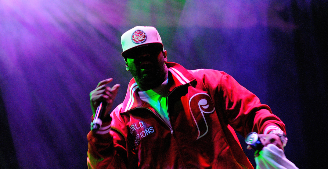 The Wu-Tang Clan's Ghostface Killah is coming to Vancouver next week