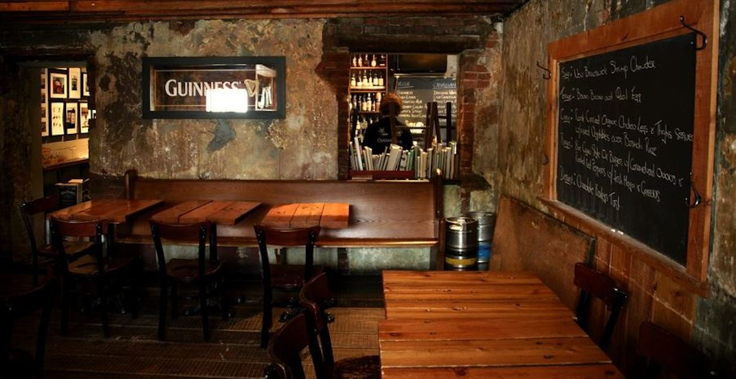 This beloved Irish bar in Toronto is closing this month