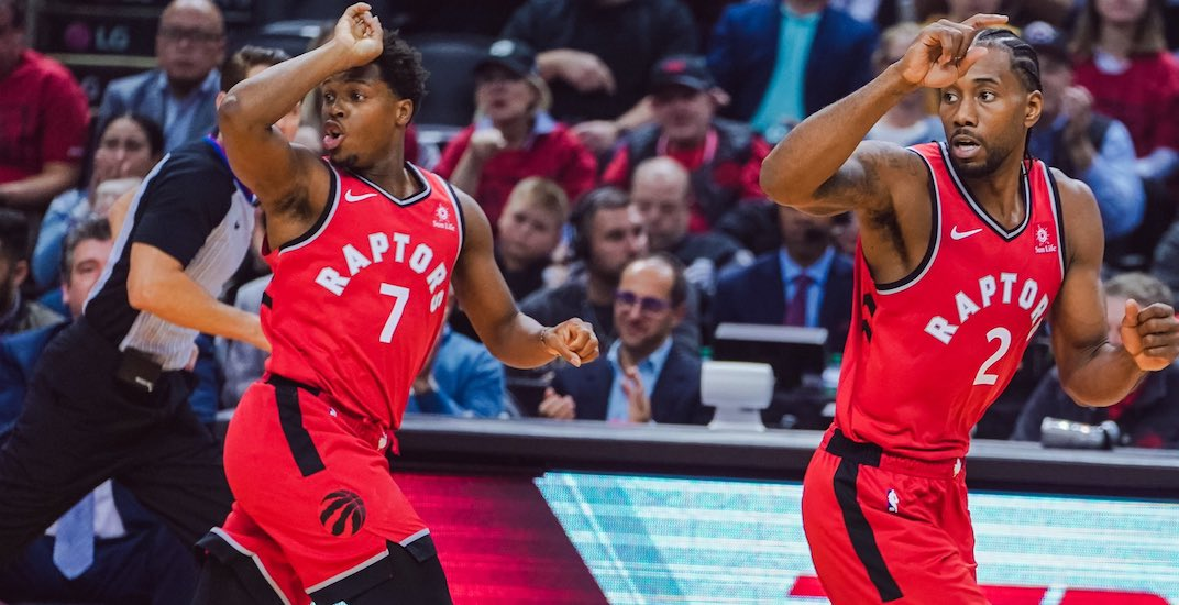Here's how much money Raptors players will make this season