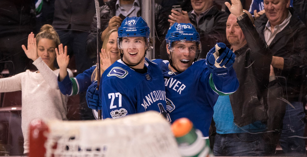 Canucks announce Rogers Arena finally has free public wifi