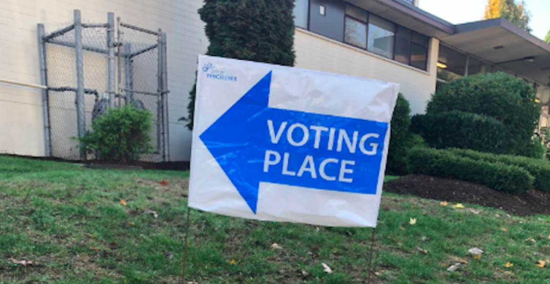 Vancouver sees lower voter turnout than 2014 municipal election