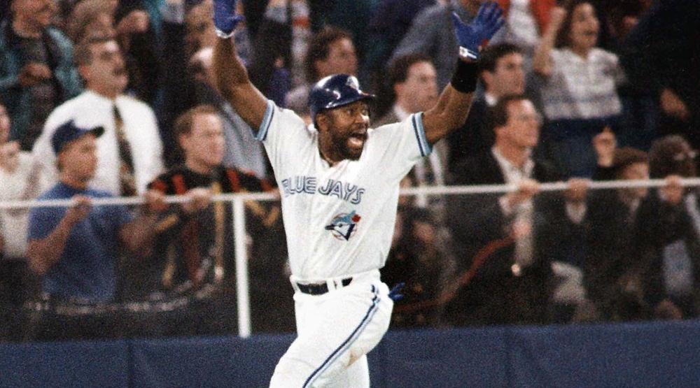 Joe Carter's epic World Series home run happened 25 years ago today (VIDEO)