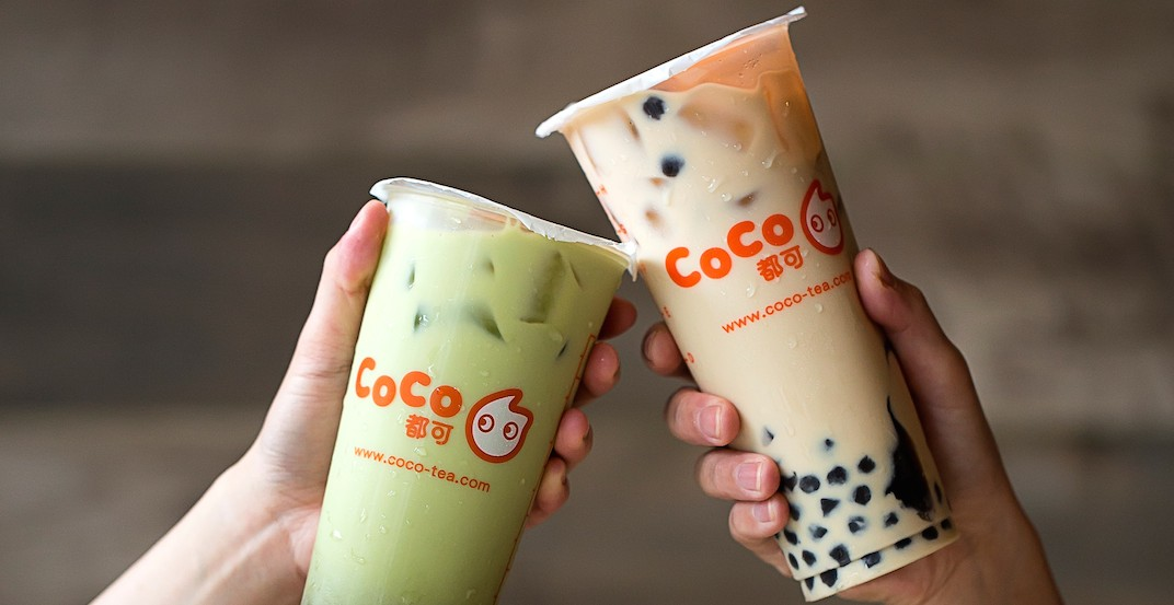 Where to get FREE bubble tea in Toronto this week