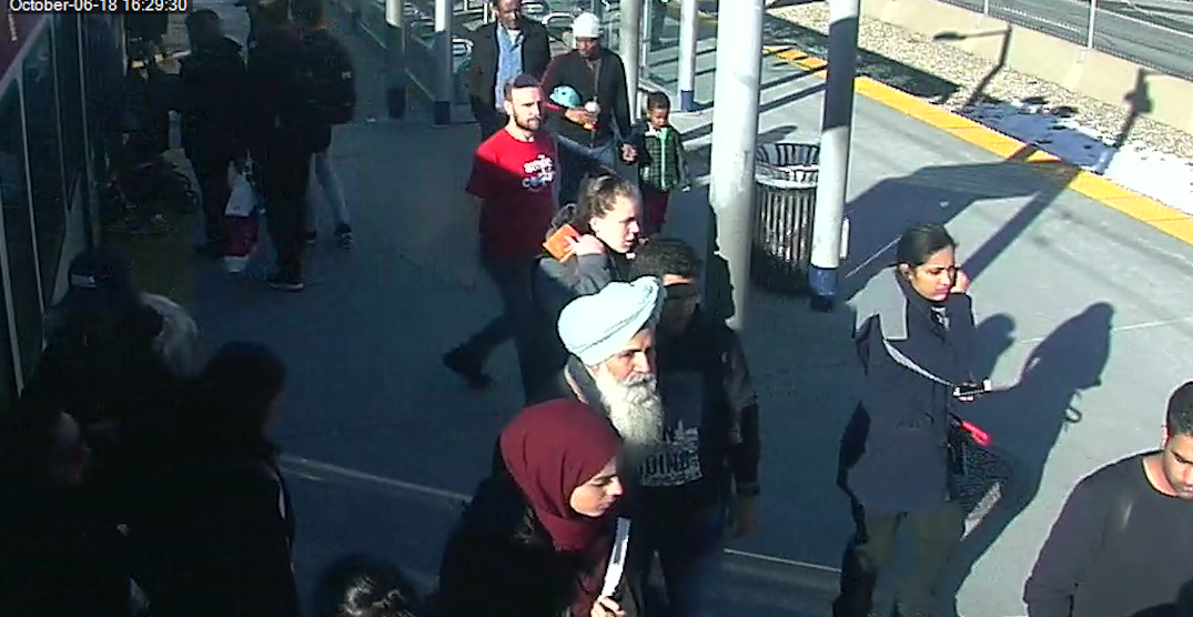 Alleged hate-motivated assault on CTrain being investigated by police