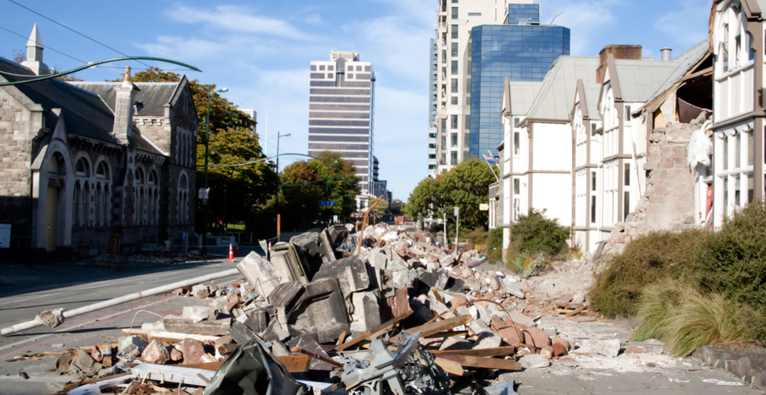 Recent BC earthquakes not on same fault line where 'The Big One' could hit
