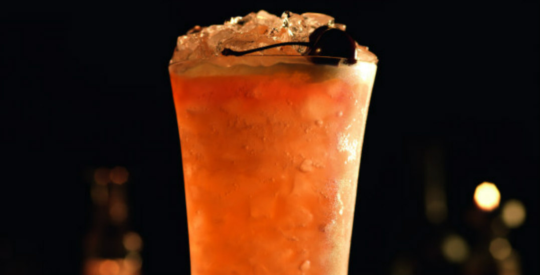 This is the only cocktail you need for Halloween (and it takes 2 minutes to make)