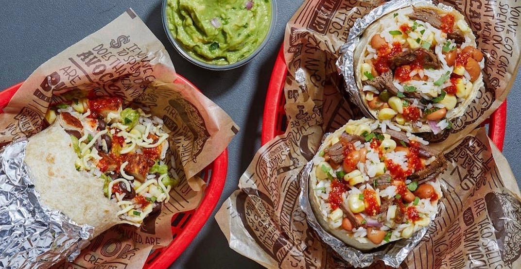 Chipotle is giving out burritos for just $4 this Halloween
