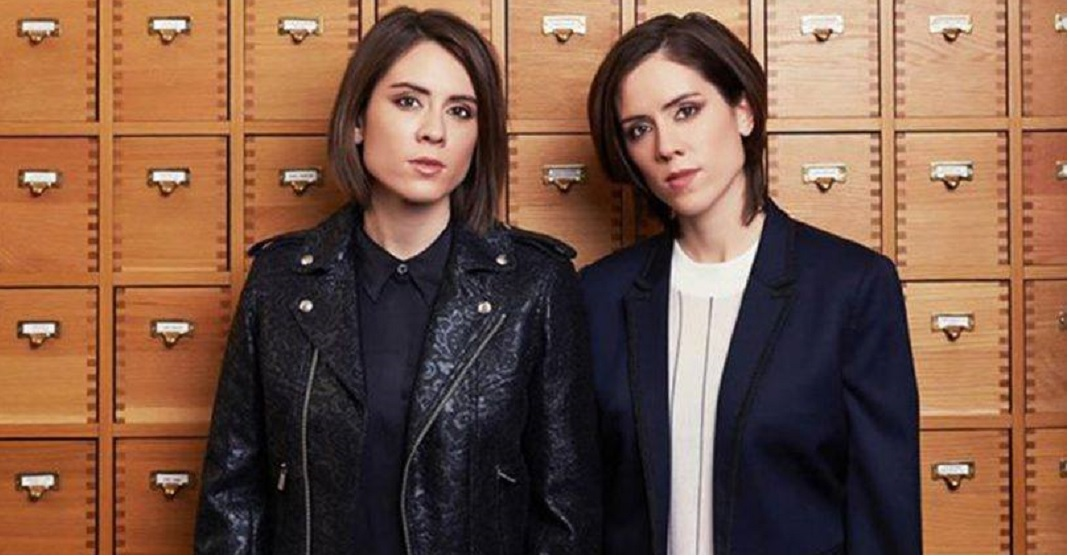Tegan and Sara playing show in Vancouver this October