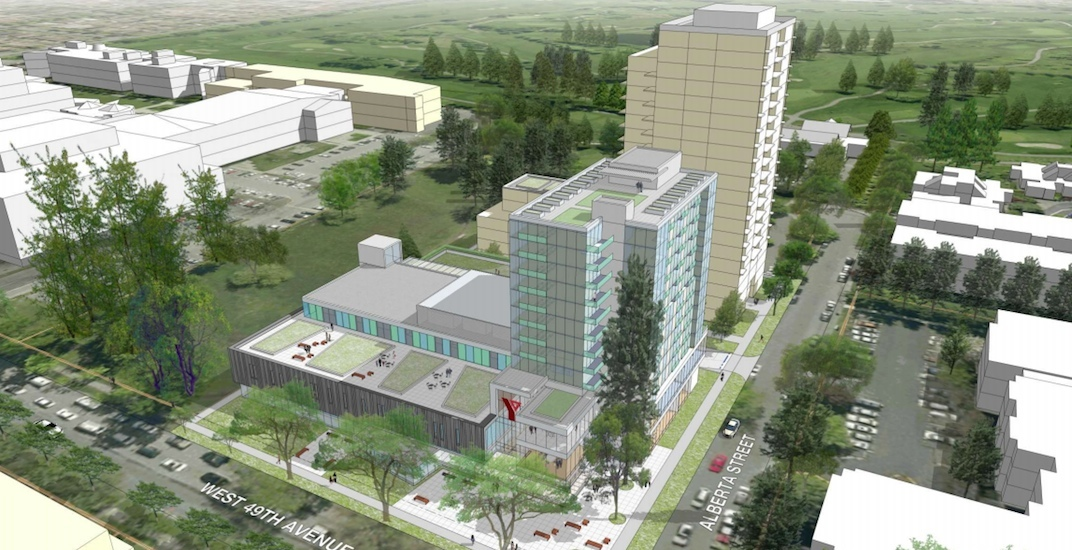 Vancouver's Langara YMCA could be redeveloped with new facilities and housing