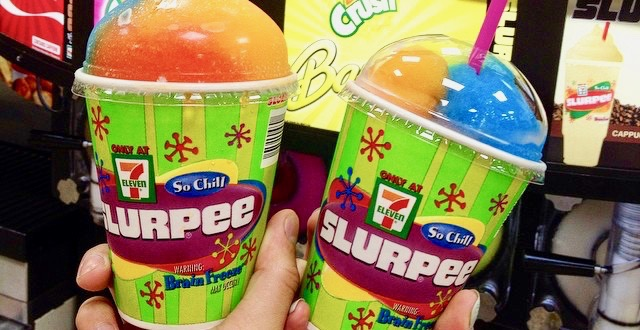 7-Eleven is giving out FREE Slurpees on Halloween