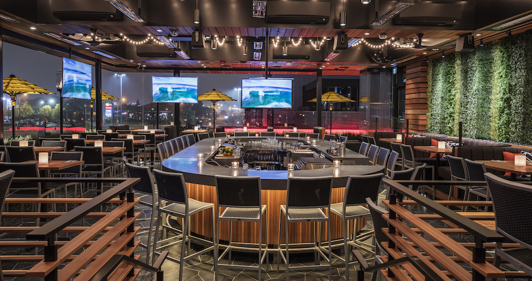 Here's a peek inside the newest Cactus Club Cafe location in the GTA (PHOTOS)