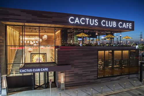 Here S A Peek Inside The Newest Cactus Club Cafe Location