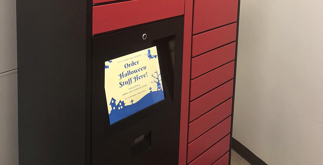 UBC alumni are bringing 'smart lockers' to university campus