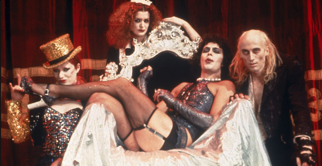Catch 'The Rocky Horror Picture Show' on the big screen next month