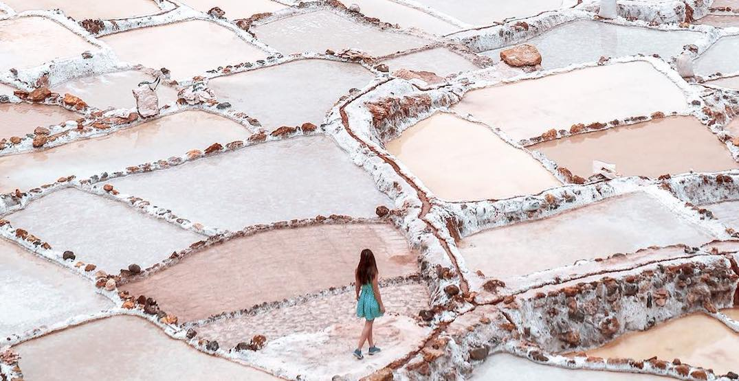 Wanderlusting: This is Peru's answer to Bali's rice terraces
