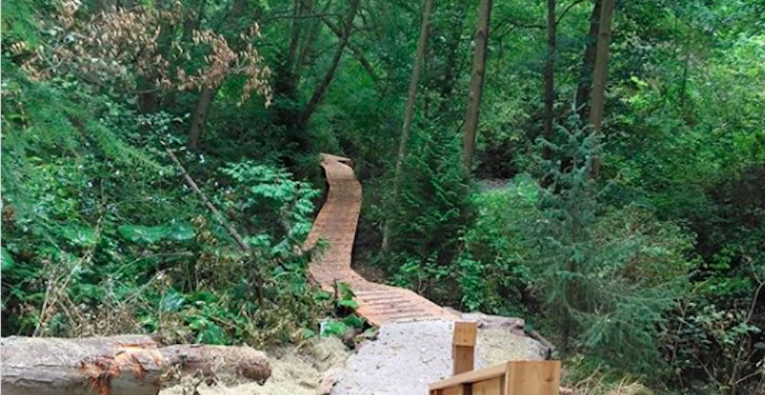 A new off-leash dog park is now part of this East Vancouver outdoor destination