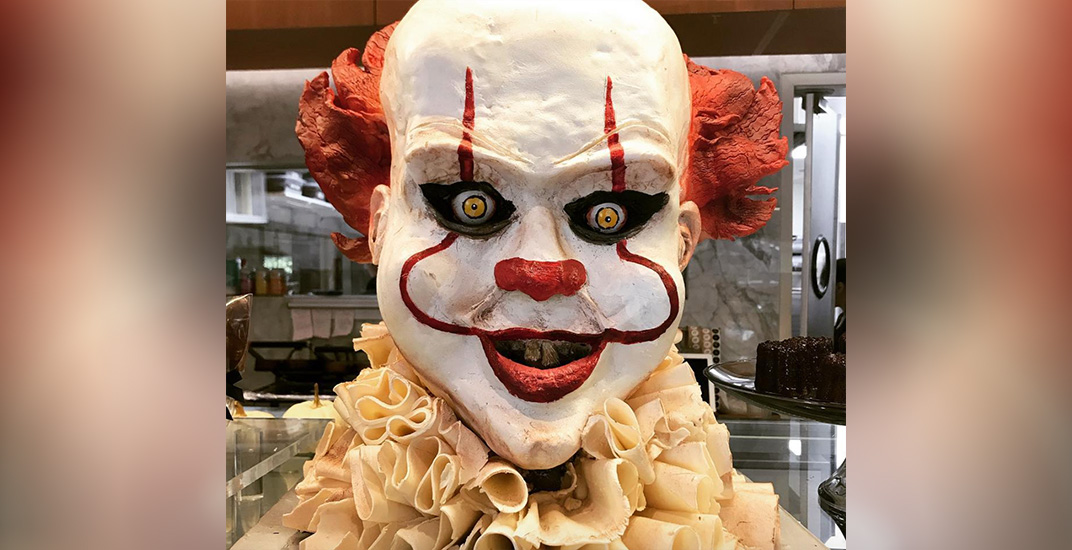 This Vancouver chocolate sculpture will haunt your nightmares (PHOTOS)