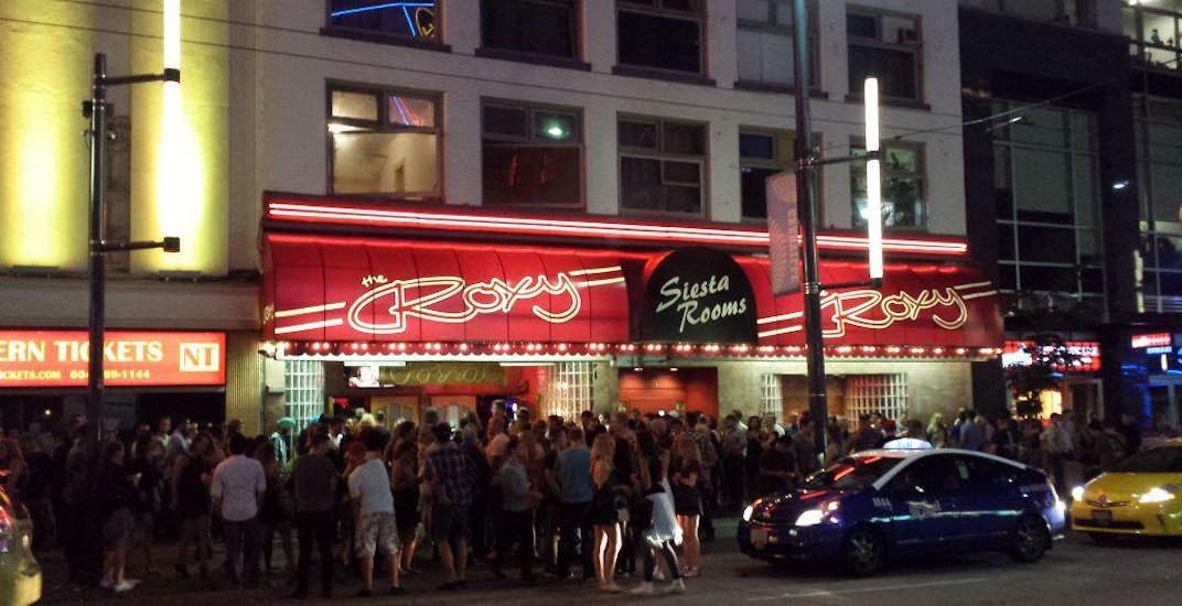NHL players aren't obsessed with Vancouver's Roxy nightclub anymore