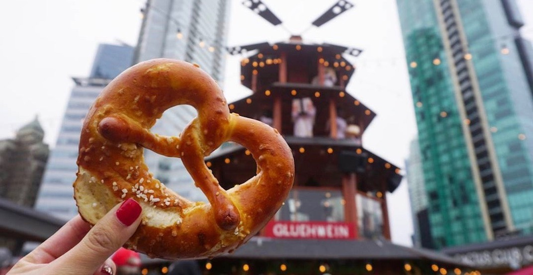 Vancouver Christmas Market to offer discounts on 'Foodie Tuesdays'