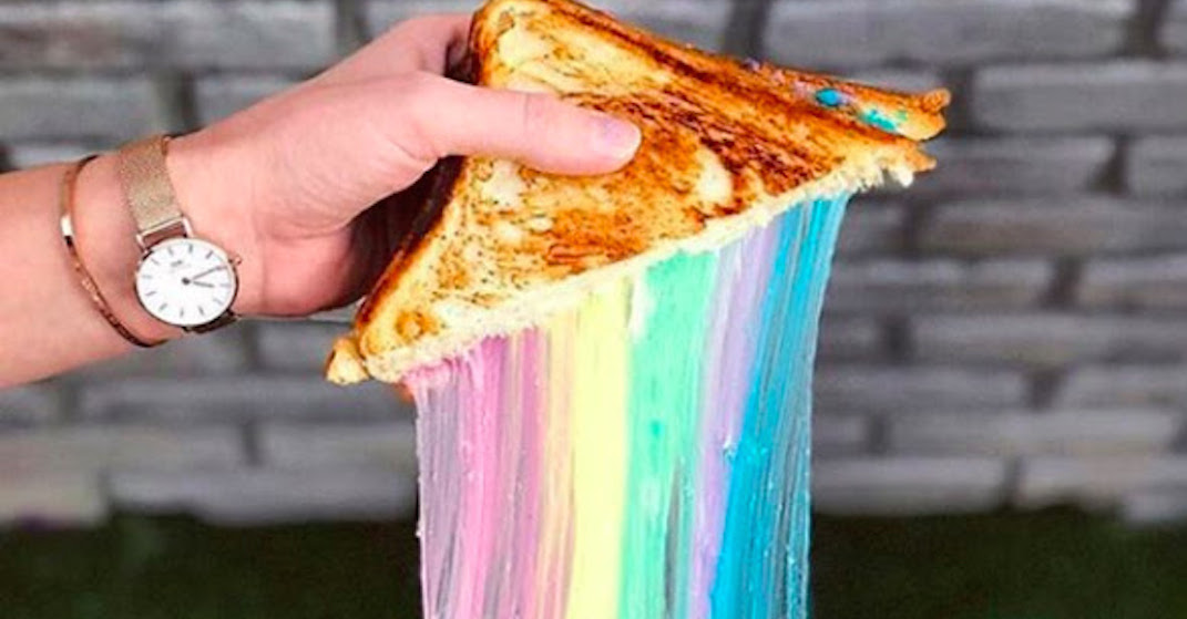 Drool-worthy rainbow treats are coming to Toronto next month (PHOTOS)