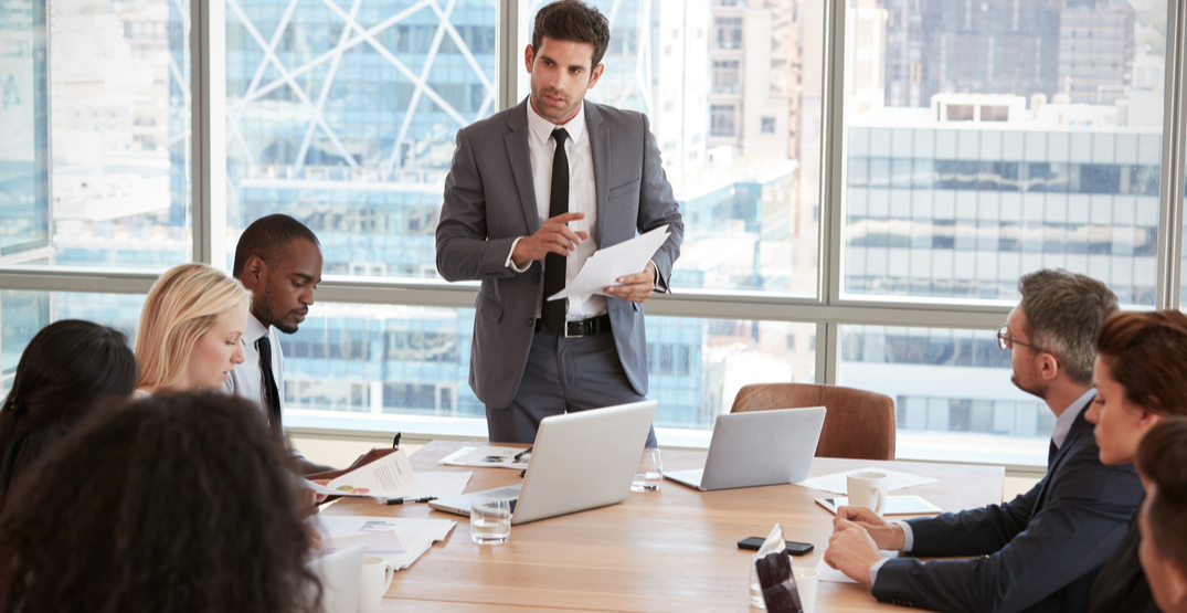 BC business leaders are 'overwhelmingly' male: report