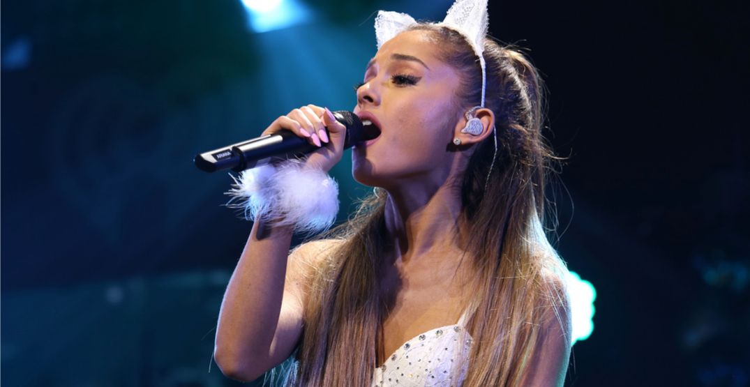 Ariana Grande returns to Toronto for a spring concert at Scotiabank Arena