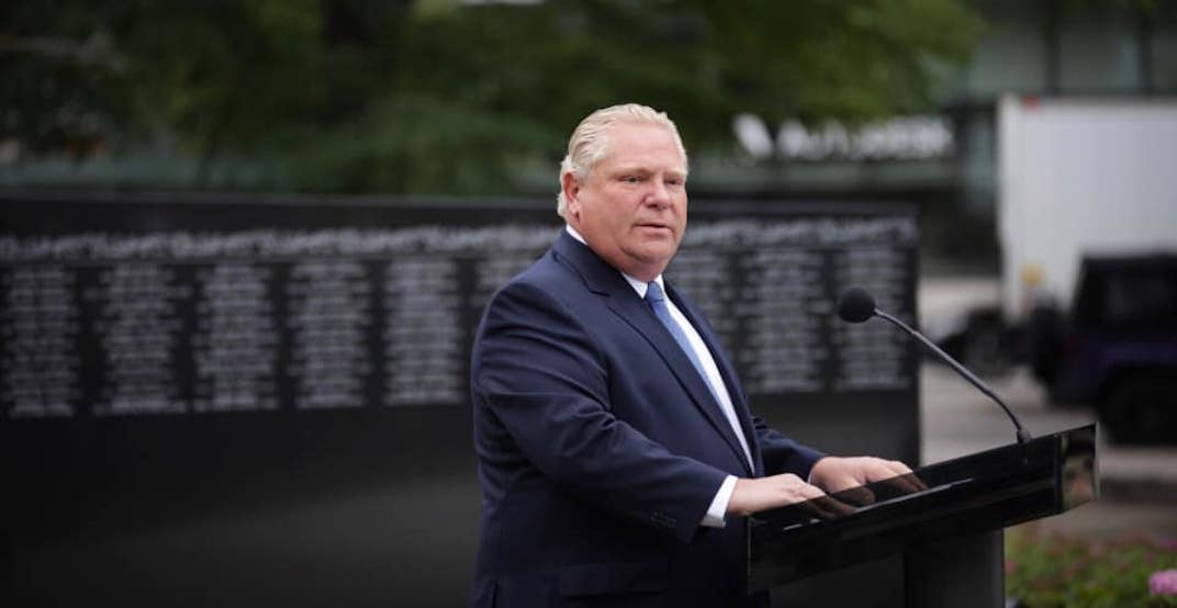Ford government to make new teachers take math test to work in Ontario