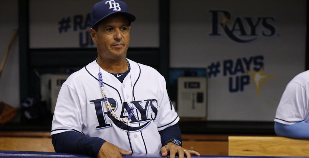 Blue Jays hire Rays' Charlie Montoyo as new manager