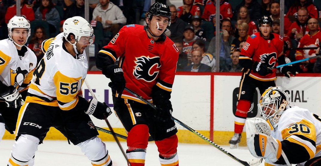 Here's how Calgary reacted to the Flames' worst home loss in 17 years