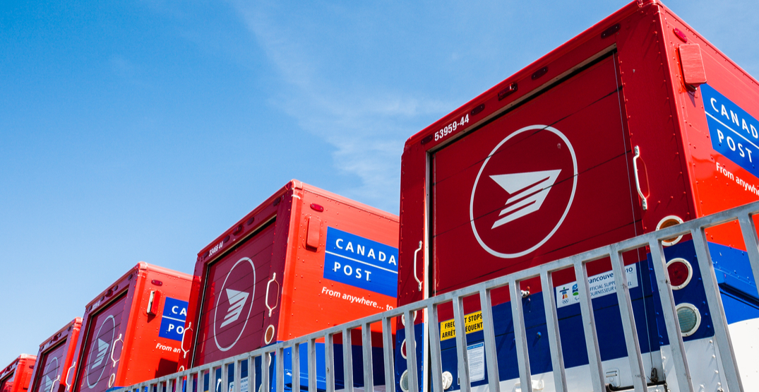 "Canada Post warns of delivery delays due to ""Christmas-level"" parcel volumes"