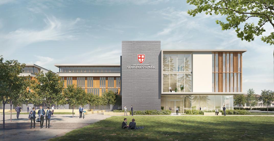 St. George's School Vancouver