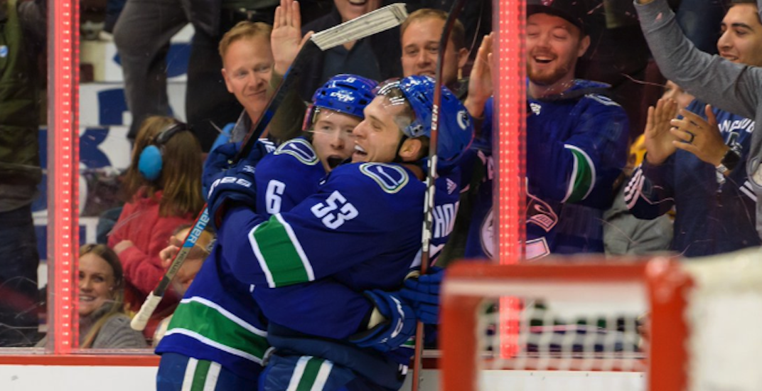 Win 4 tickets to the Canucks-Blackhawks Halloween game (CONTEST)