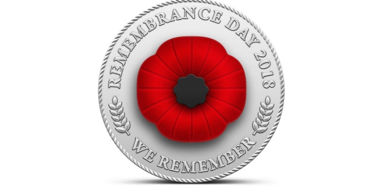 The Remembrance Day Poppy is going digital for the first time ever