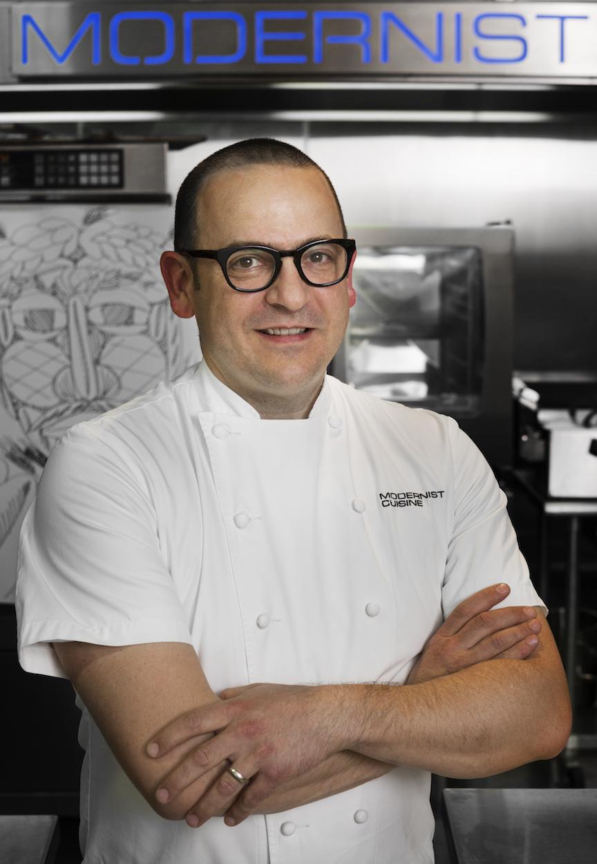 Chef Francisco Migoya