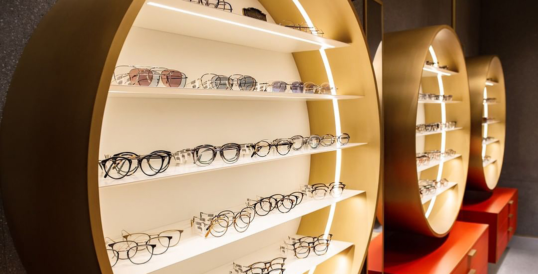 Luxury eyewear brand Oliver Peoples reveals opening date in Vancouver
