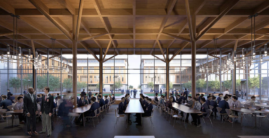 World-renowned architect Gensler to design Vancouver's new St. George's School