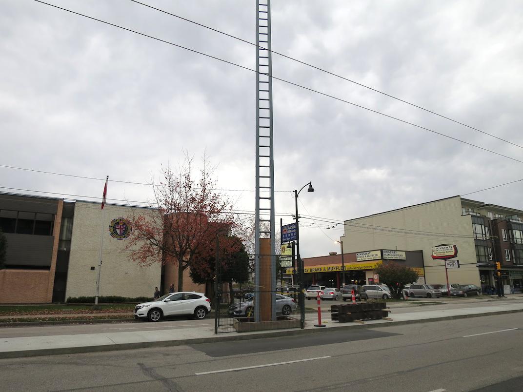 108 Steps Ladder Vancouver Kensington Gardens